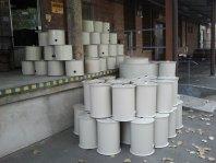 Nyitott tágulási tartály, 30 liter
